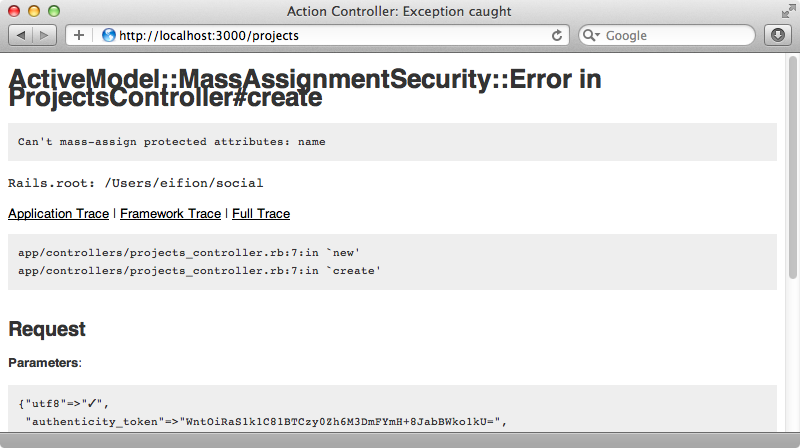 Trying to modify any model that doesn't have attr_accessor set will now throw an error.