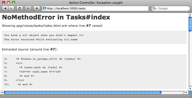 La nostra applicazione va in errore se il numero di task non è multiplo della cardinalità dei grouppi.