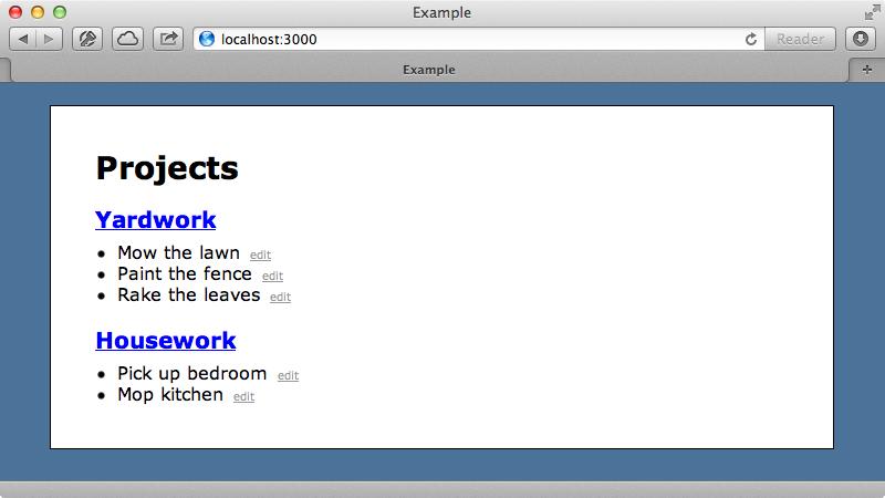 プロジェクト管理アプリケーション