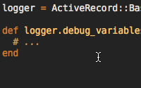 Logging Variables