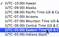 Time Zones in Rails 2.1