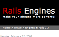 Rails Engines