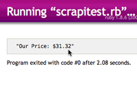 Screen Scraping with ScrAPI