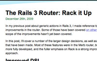 Routing in Rails 3