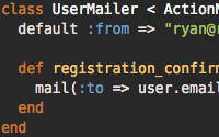 Action Mailer in Rails 3