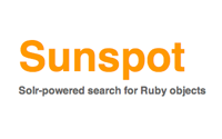 Search with Sunspot