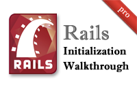 Rails Initialization Walkthrough