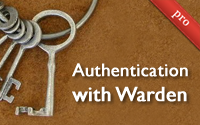 Authentication with Warden