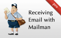 Receiving Email with Mailman