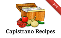 Capistrano Recipes