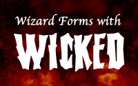 Wizard Forms with Wicked