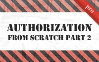 Authorization from Scratch Part 2